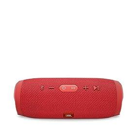 JBL Charge 3 Waterproof Portable Bluetooth Speaker (Red)