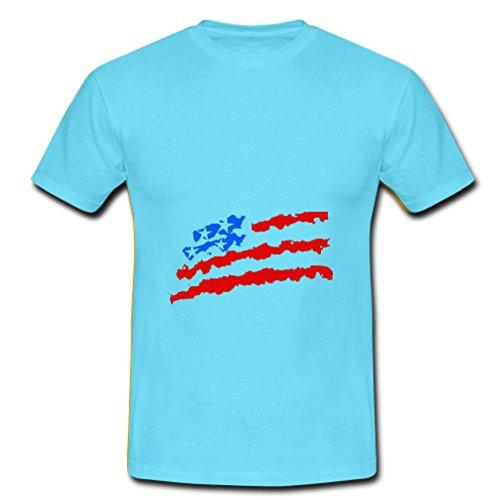 Nine Inch Nails Flag T-shirt - 9