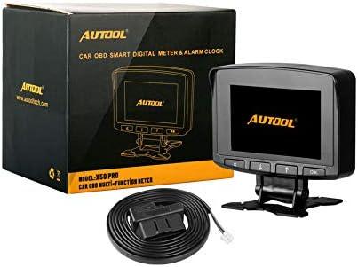 Autool X30 coche OBD2 OBDII EUOBD HUD Head Up Display Velocidad ...