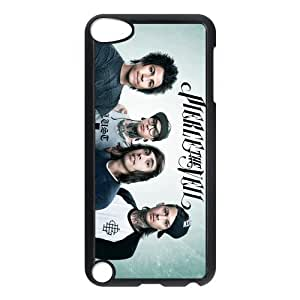 iPod Touch 5th generation Black/White Case - Pierce The Veil iTouch 5 Snap On Hard Case - Vazza