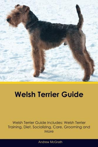 Welsh Terrier Guide Welsh Terrier Guide Includes: Welsh for sale  Delivered anywhere in USA