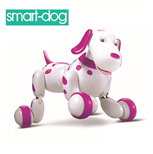 SainSmart-Jr-Wireless-Remote-Control-Electronic-Smart-Dog-Pet-Childrens-Toy-Dancing-Robot-Electric-Dog