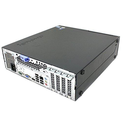 Refurbished - ThinkCentre Lenovo M81 Business Desktop Computer - Intel Quad Core i5-2400 3.1GHz, 8GB RAM, 1TB HDD, WIFI, Windows 7 Professional 64-Bit, Intel HD Graphics, Display Port by RefurbTek (Image #5)