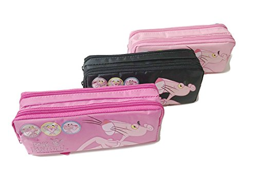 Pink Panther Pencil Case Set of 3 Photo #4