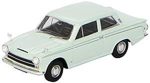 Corgi - Coche Die-Cast Ford Cortina Mk1 Super, color menta (Hornby CVA07309)