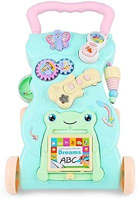 Amazon.com: gongff principios multiusos Walker Carro de Bebé ...