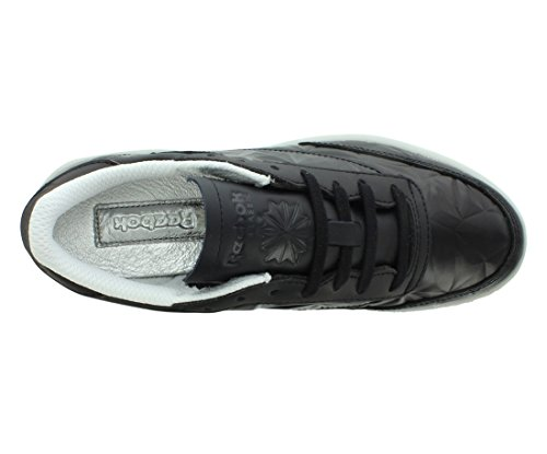 85 C Club Reebokclub Black white Diamond Donna Reebok xUPqE