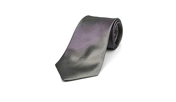Littlefairy Hombre Designer Corbata,Corbata Arrugada Corbata ...