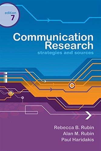 Communication Research: Strategies and Sources by Cengage Learning