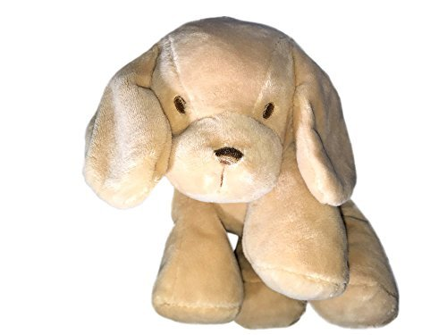 Posable Plush Puppy Toy Baby Labrador with Rattle and for sale  Delivered anywhere in USA