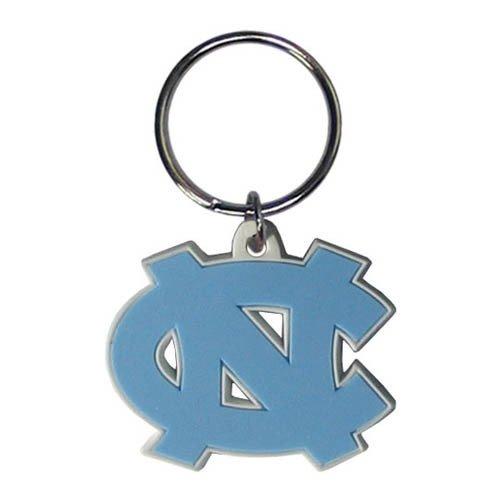 NCAA North Carolina Tar Heels Team Logo Flex Key Chain