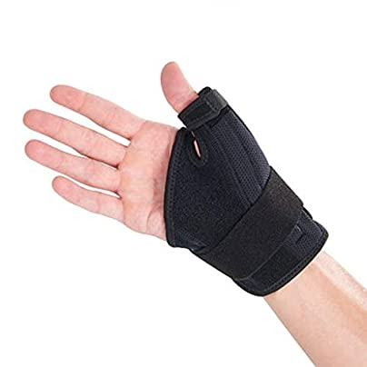 Medical Wristband Thumb Protector Tendon Sheath Fracture Sprain Spring Steel Strip Support Wristband Estimated Price £30.55 -