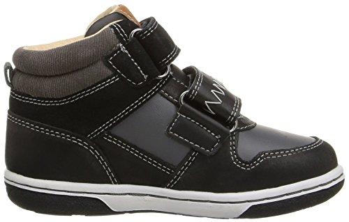 Geox B Flick Boy C, Botines de Senderismo para Bebés Negro (Black C9999)