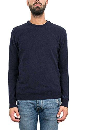 Maglione Men Sweater Blue Blu Wool 6123w Uomo Woolrich zqwRZ5O