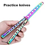 Butterfly Knife, Practice Knives, Trainer Martial