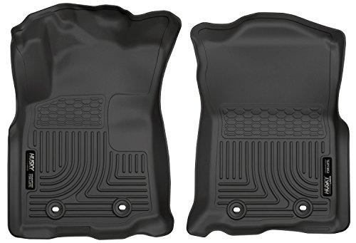 Husky Liners 13981 Black Second Seat Front Floor Liner