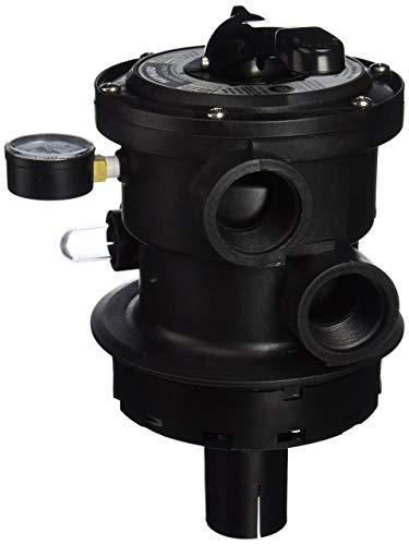 - Hayward SP0714T VariFlo Top-Mount Control Value, Black (Renewed)