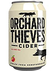 Orchard Thieves Apple Cider 330ml Can 330mL Case of 24