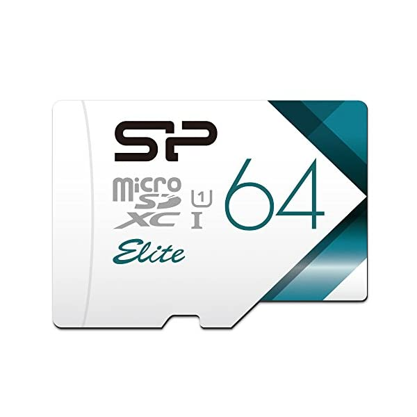 Silicon-Power-64GB-High-Speed-MicroSD-Card-with-Adapter