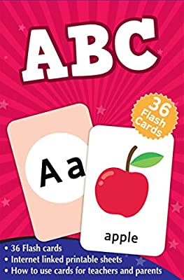 photo about Abc Flash Cards Printable named Invest in ABC - Flash Playing cards Reserve On-line at Reduced Costs inside India