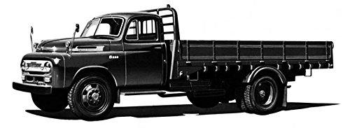 Toyota Diesel Truck >> Amazon Com 1961 Toyota Diesel Truck Da95 Da95h Photo Poster