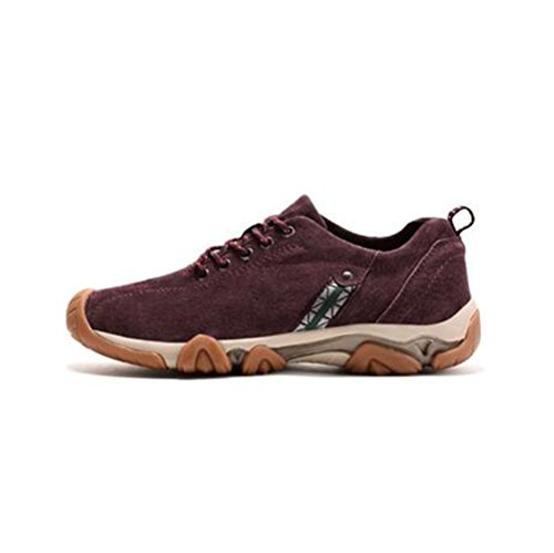 Men's Tendon And Casual Shoes Dress Mountain Climbing Outdoor Soft Bottom Sport Shoes Slip On Black-brown Red low cost sale online latest collections online buy cheap explore nicekicks for sale 4ONBx