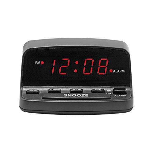 Mainstay MS Keyboard Alarm Clock