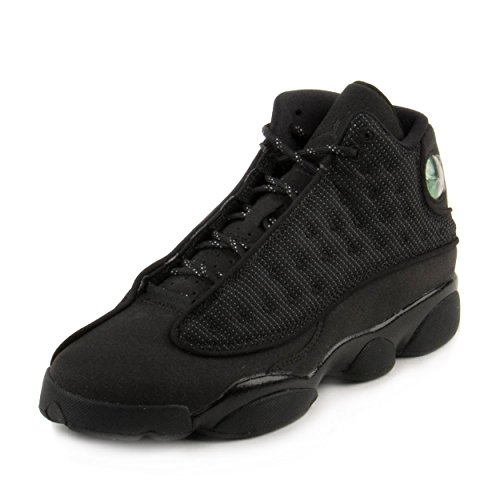 Air Jordan 13 Retro BG Black Cat Youth Lifestyle Sneakers New - 6 (Jordan Retro 6 For Men)