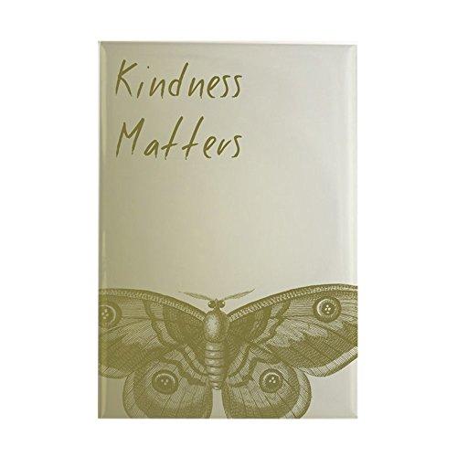 CafePress Kindness Matters Magnets Rectangle Magnet, 2