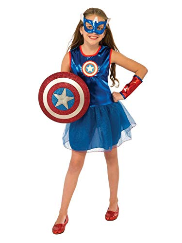 Rubie's Costume Co Marvel Classic Child's American Dream Costume, Large White ()