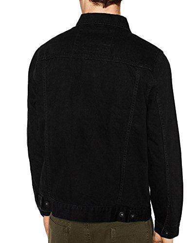 Zara Herren Basic-jeansjacke 4454/400