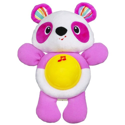 Playskool Music And Light Pink Panda Helps Soothe And comfort
