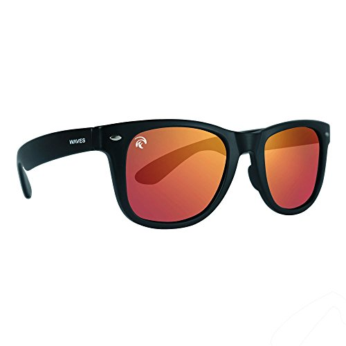 Waves Gear Floating Polarized Sunglasses, Unsinkable - Volleyball Sunglasses