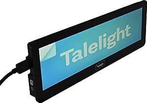 """Electronic Bumper Sticker 8"""" x 2"""" by Talelight"""
