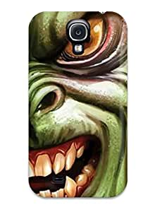 1202613K99706769 Awesome Design Hobgoblin From Spiderman Hard Case Cover For Galaxy S4