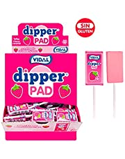 Dipper Pad - caramelo masticable con palo - VIDAL - 100 Unidades