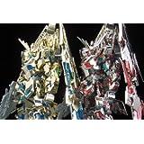 ガンダムフロント東京限定 HG1/144 ユニコーンガンダム3号機フェネクス(デストロイモード)Ver.GFT LIMITED GOLD & SILVER COATING SET