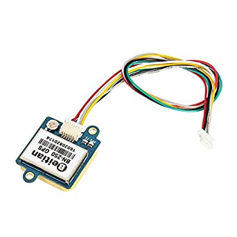 Amazon com: New UART TTL Level GPS GLONASS Dual GNSS Module