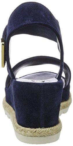 3252 Femme Sandales Högl 10 Compensés Navy3100 Bleu 3100 3 1qEqv