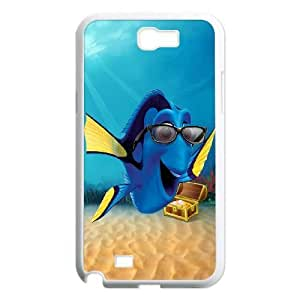 Samsung Galaxy Note 2 N7100 Phone Cases White Finding Nemo LSDR5565005