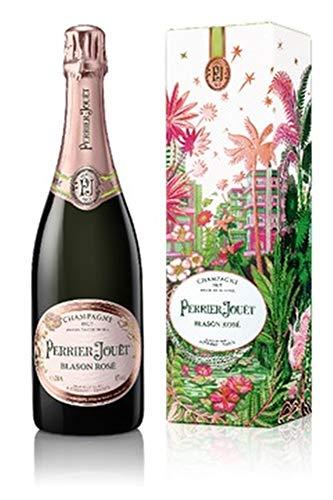 Champagne Perrier Jouët Blason Rosè Miami Gift Box - 750ml