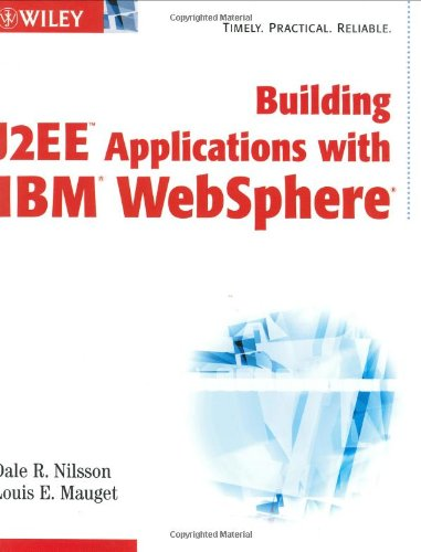 Building J2EE Applications with IBM WebSphere