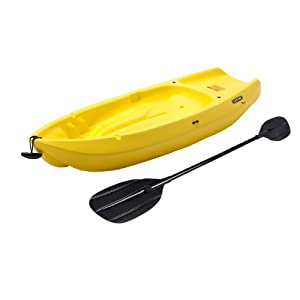29. Lifetime Wave Youth Kayak with Paddle