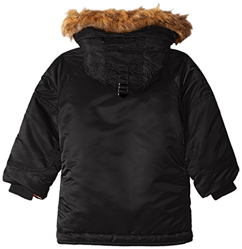 Alpha Black Alpha Industries Industries Alpha Black Little Boys' Boys' Little rqtZwrxzE1