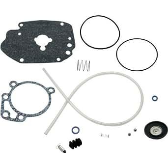 S&S Cycle Basic Rebuild Kit for Super E & G Carburetors 110-0067