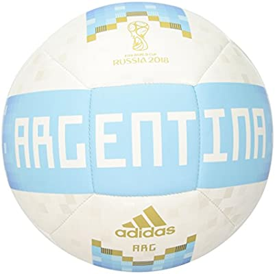 ed99d0d6d adidas World Cup Soccer Argentina Adult Unisex Official Licensed Product  Argentina Ball