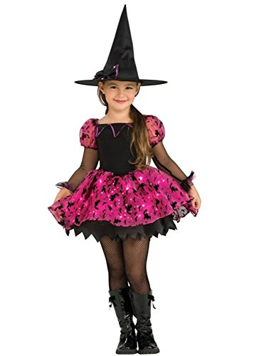 Moonlight Magic Witch Child Costume - Small -