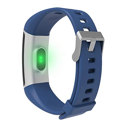 BONNIEWAN Fitness Tracker with Heart Rate Color Screen