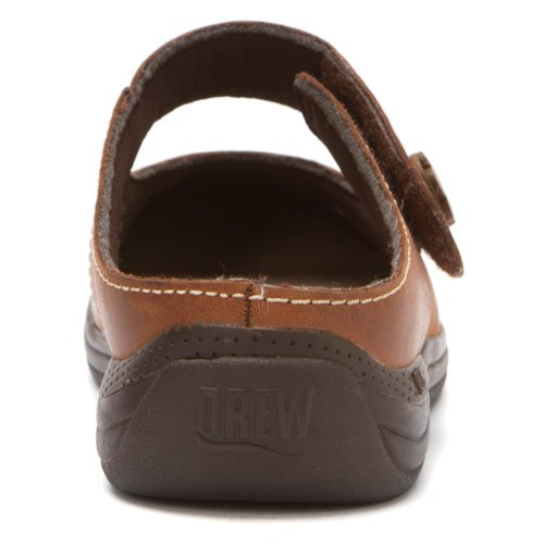 Drew Leather Drew Juniper Shoe Brown Womens Shoe Womens Clogs Calf fRHwUf