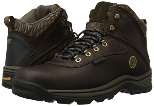 Image of the Timberland White Ledge Men's Waterproof Boot,Dark Brown,10.5 M US